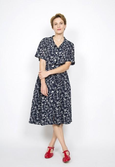 Vestido vintage jana