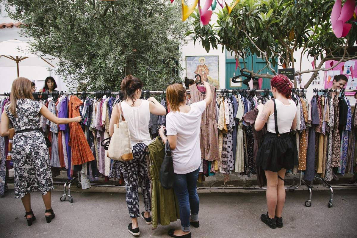 Mercado SusiSweetdress. Barcelona