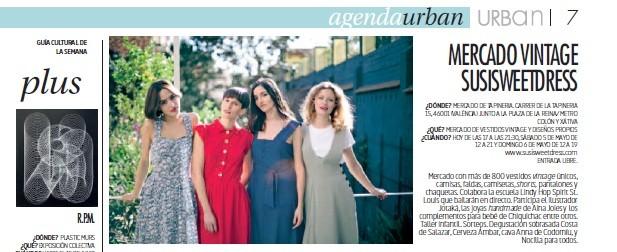 Agenda Urbana -Diario Levante. Valencia
