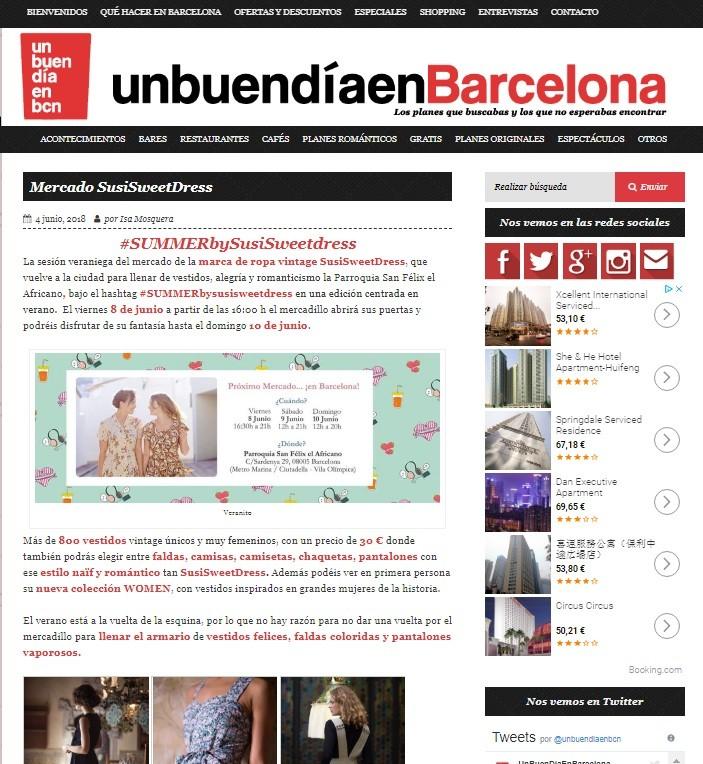 Un Buen Día en Barcelona