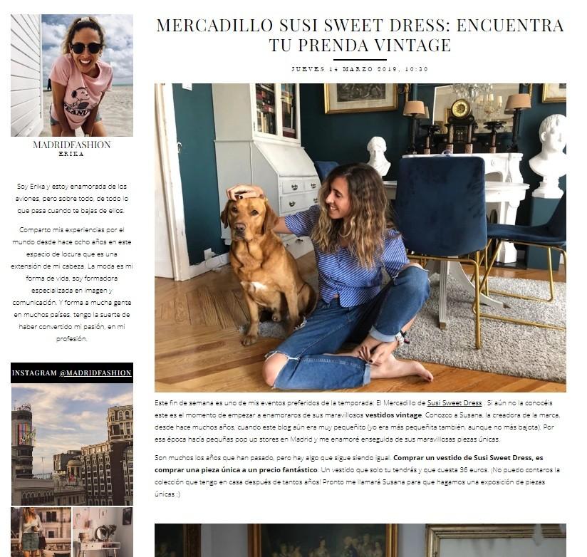 Blog Madrid is fashion