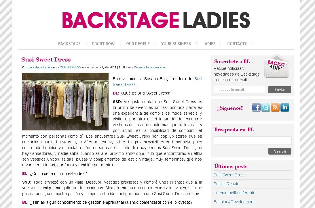 BackstageLadies