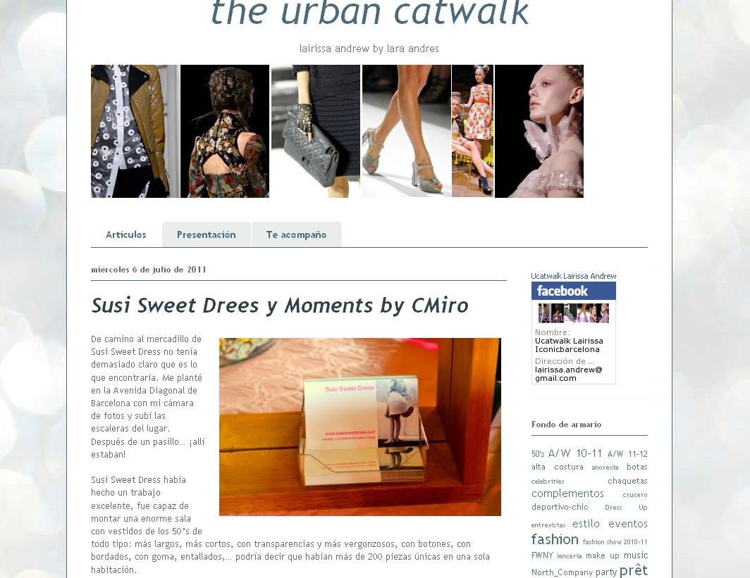The Urban Catwalk