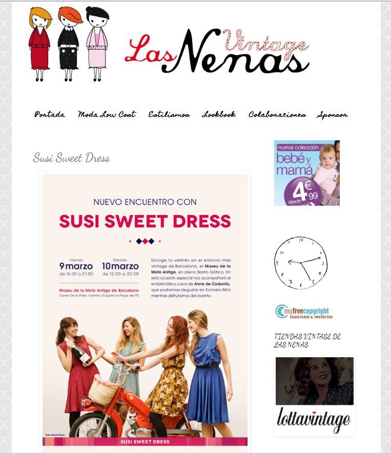 Blog Las nenas vintage