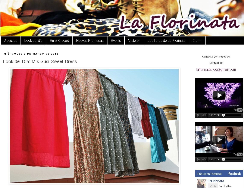 Blog La Florinata