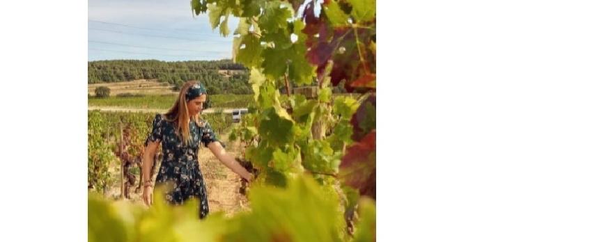 Elle Spain con Martina Klein
